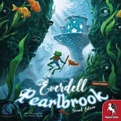Everdell - Pearlbrook, 2. Edition (Spiel-Zubehör)