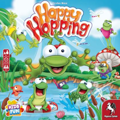 Happy Hopping (Spiel)