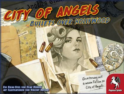 City of Angels - Bullets over Hollywood (Spiel-Zubehör)