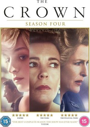 The Crown - Season 4 (4 DVDs)