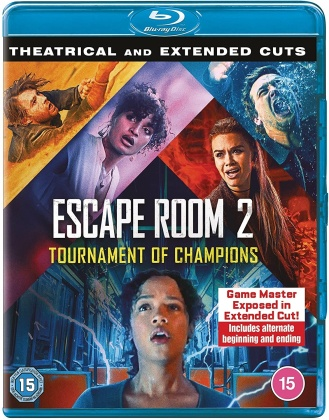 Escape Room 2 - Tournament Of Champions (2021) (Extended Cut, Kinoversion)