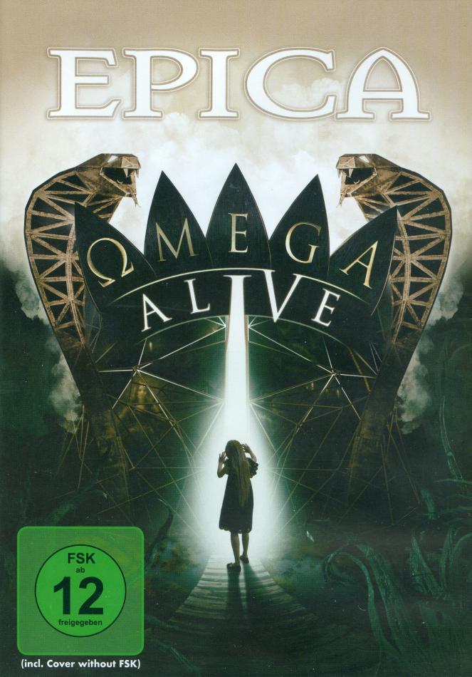Epica - Omega Alive (Blu-ray + DVD)