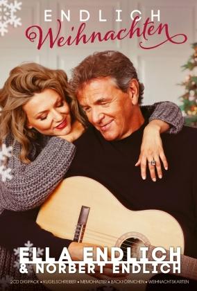 Ella Endlich & Norbert Endlich - Endlich Weihnachten (Limited Fanbox, CD + DVD)