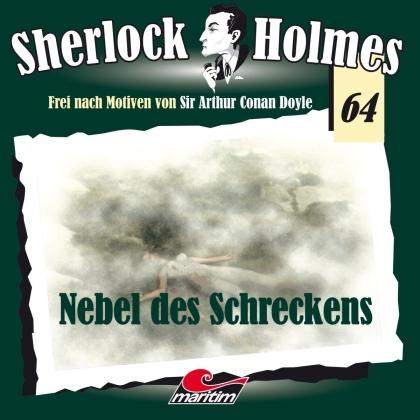 Sherlock Holmes - Folge 64 - Nebel des Schreckens