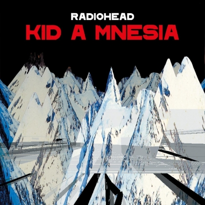 Radiohead - Kid A Mnesia (2021 Reissue, Combined & Expanded, XL Recordings, Bonustracks, Black Vinyl, 3 LPs)