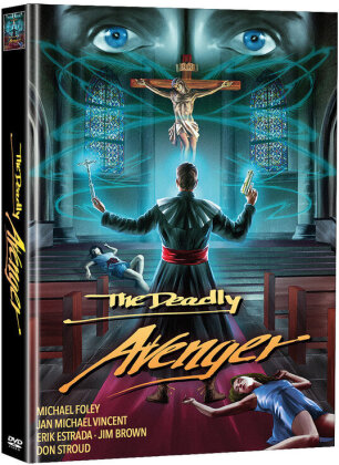 The Deadly Avenger (1992) (Cover C, Limited Edition, Mediabook, Uncut, 2 DVDs)