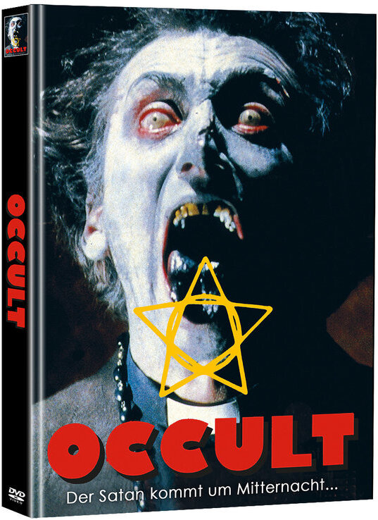 Occult (1987) (Cover A, Limited Edition, Mediabook, Uncut, 2 DVDs)