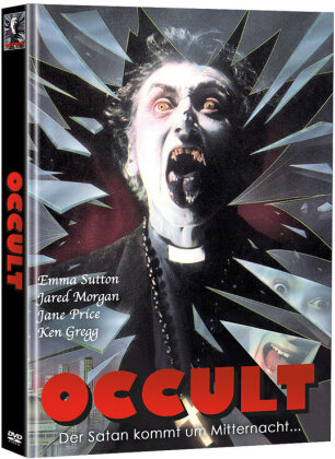 Occult (1987) (Cover C, Limited Edition, Mediabook, Uncut, 2 DVDs)