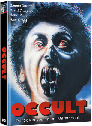 Occult (1987) (Cover D, Limited Edition, Mediabook, Uncut, 2 DVDs)
