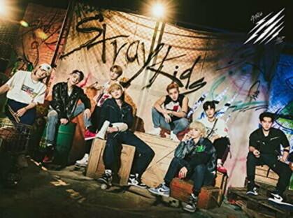 Stray Kids (K-Pop) - Scars / Thunderous (Sorikun) (Version B, photobook, Digipack, Japan Edition, Limited Edition, CD + DVD)