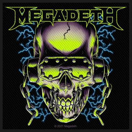 Megadeth - Vic Rattlehead (Patch)