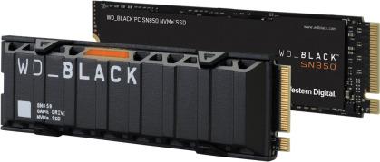 SN850 WD-Black SSD Game Drive - 1TB (Western Digital)