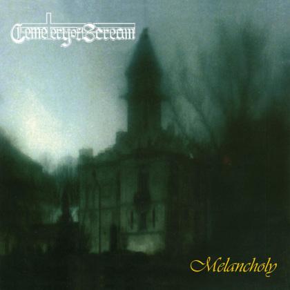 Cemetery Of Scream - Melancholy (2021 Reissue, LP)