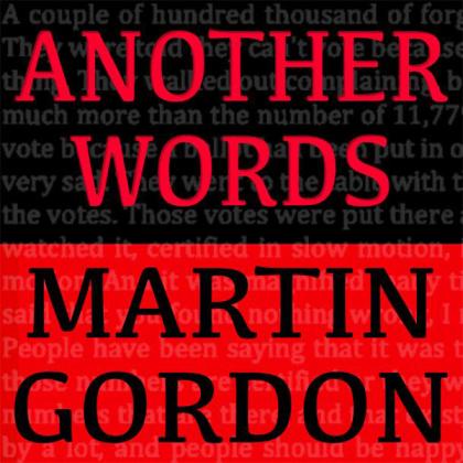 Martin Gordon - Another Words
