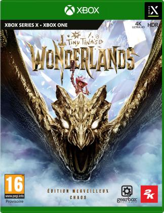 Tiny Tina's Wonderlands - Edition Merveilleux Chaos