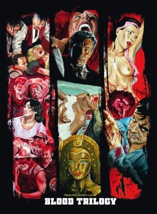 Blood Trilogy (Cover A, Edizione Limitata, Mediabook)