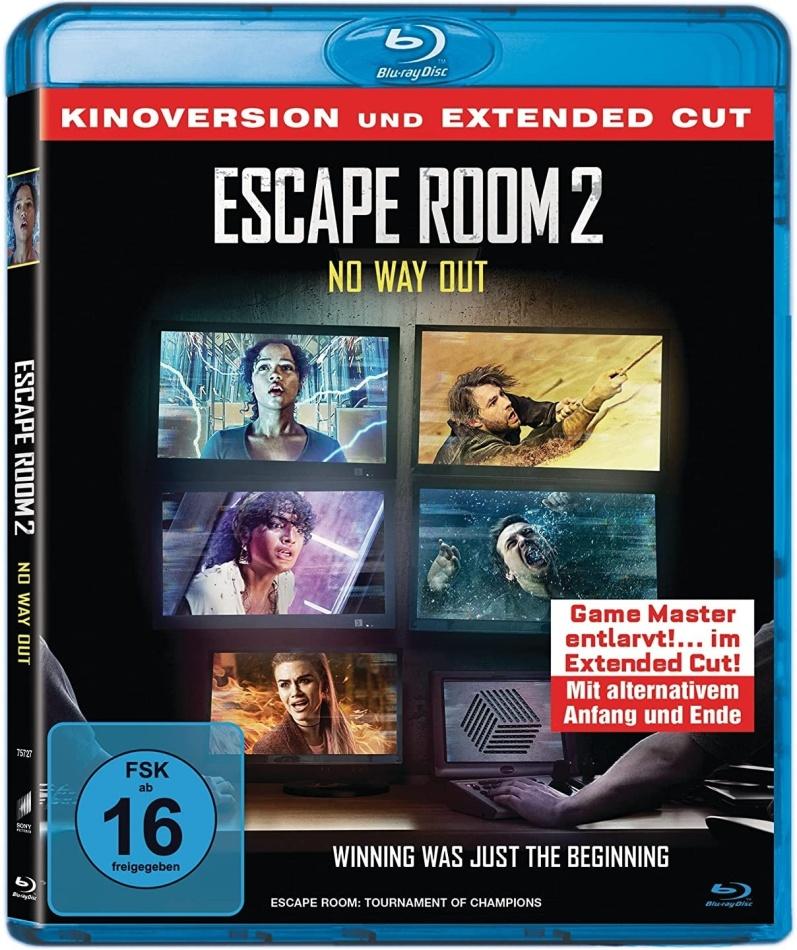 Escape Room 2 - No Way Out (2021)