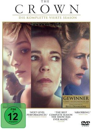The Crown - Staffel 4 (4 DVDs)