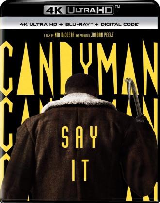 Candyman (2021) (4K Ultra HD + Blu-ray)