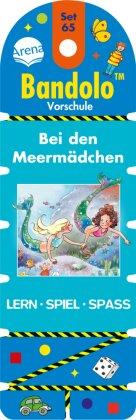 Bei den Meermädchen - LernSpielSpaß mit Lösungsschnur. Was gehört zusammen? Dreh um, schau nach!, Für Vorschulkinder u. Schulanfänger