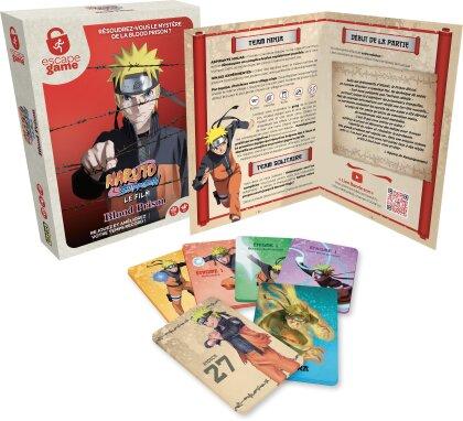 Escape Game - Naruto - Blood Prison - 32 cm