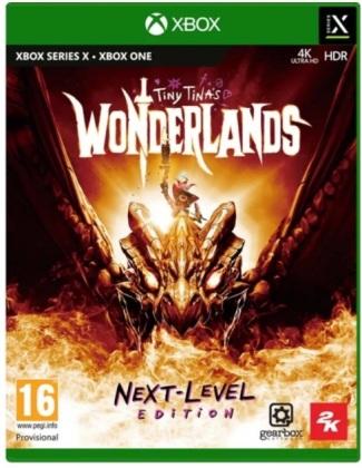 Tiny Tina's Wonderlands - (Next Level Edition) (German Edition)