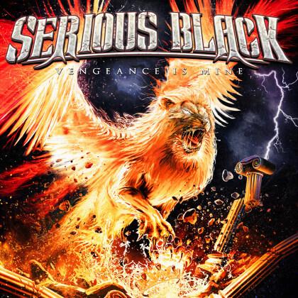 Serious Black - Vengeance Is Mine (Digipack)