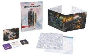 D&d Dungeon Masters Screen - Dungeon Kit (Dungeons & Dragons DM Accessories)