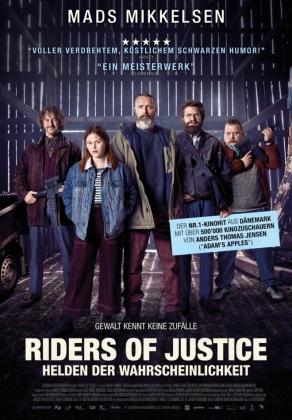 Riders of Justice - Helden der Wahrscheinlichkeit (2021)
