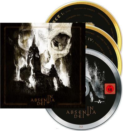 Behemoth - In Absentia Dei (2 CDs + Blu-ray)
