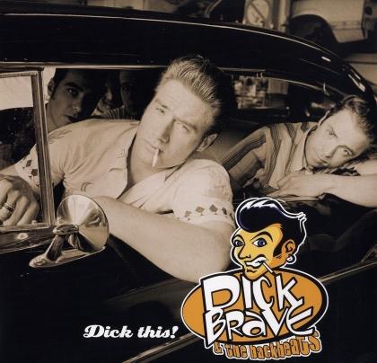 Dick Brave - Dick This (2021 Reissue, Warner, LP)