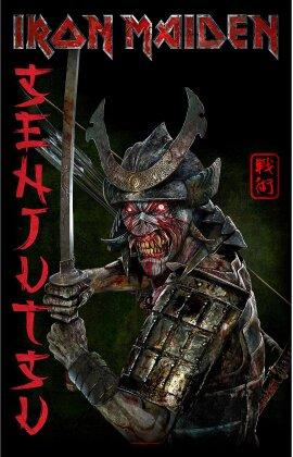 Iron Maiden - Senjutsu Album Textil Poster