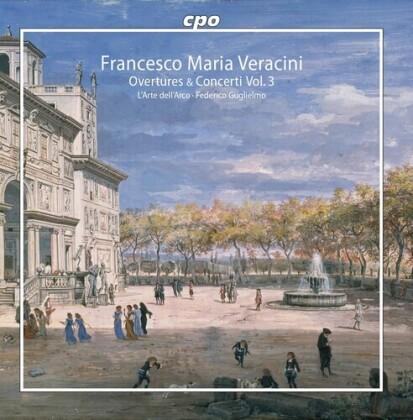 L'arte Dell'Arco, Francesco Maria Veracini (1690-1768) & Federico Guglielmo - Overtures & Concerti 3