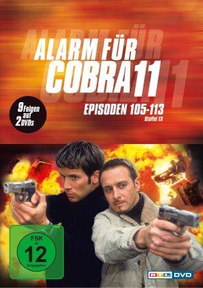 Alarm für Cobra 11 - Staffel 13 (Neuauflage, 2 DVDs)
