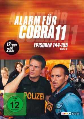 Alarm für Cobra 11 - Staffel 18 (Neuauflage, 2 DVDs)