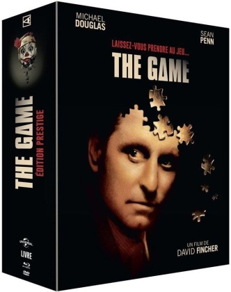 The Game (1997) (Édition Prestige, Limited Edition, Blu-ray + DVD)