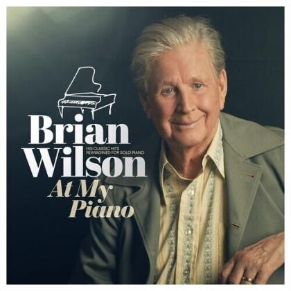 Brian Wilson (Beach Boys) - At My Piano (LP)