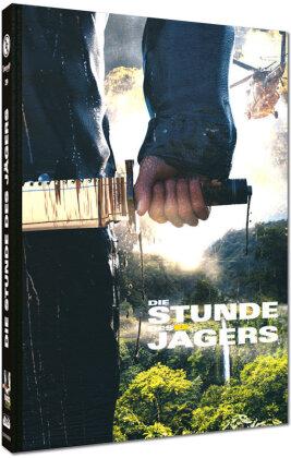 Die Stunde des Jägers (2003) (Cover B, Limited Edition, Mediabook, Blu-ray + DVD)