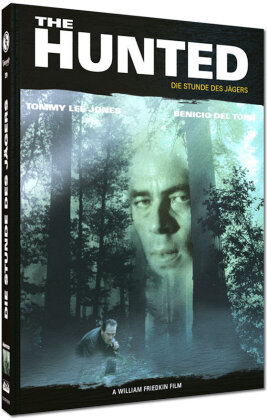 The Hunted - Die Stunde des Jägers (2003) (Cover D, Limited Edition, Mediabook, Blu-ray + DVD)