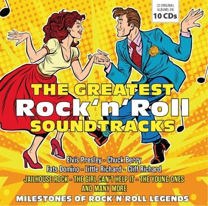 Rock'n'Roll Soundtracks (10 CDs)