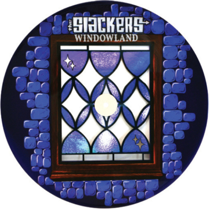 """The Slackers - Windowland / I Almost Lost You (Digitally Printed 12 Inch, 12"""" Maxi)"""