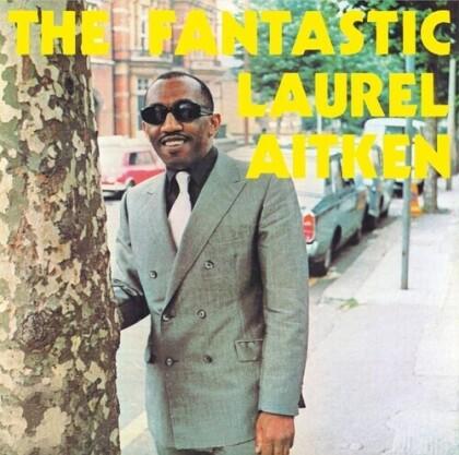 Laurel Aitken - Fantastic Laurel (2021 Reissue, LP)
