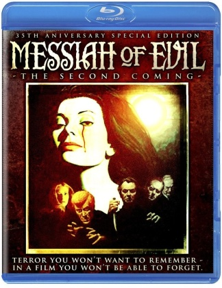 Messiah of Evil - The Second Coming (1973) (35th Anniversary Edition)