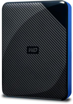 WD Gaming Drive for Playstation USB3.0 4TB