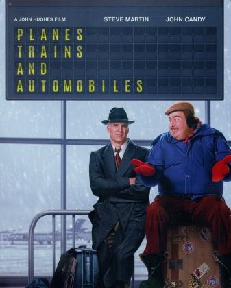 Ein Ticket für Zwei (1987) (Limited Edition, Steelbook)