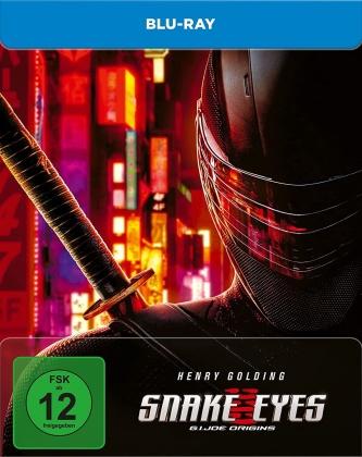 Snake Eyes - G.I. Joe Origins (2021) (Limited Edition, Steelbook)