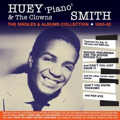 Huey Smith - Singles & Albums Collection 1953-62 (2 CDs)