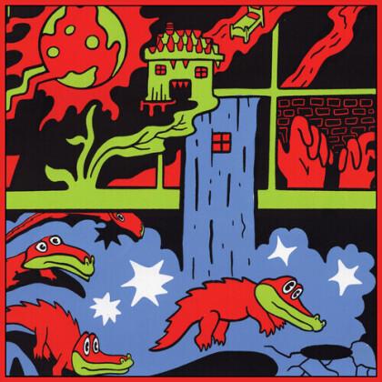 King Gizzard & The Lizard Wizard - Live In Paris '19 (Drastic Plastic, LP)