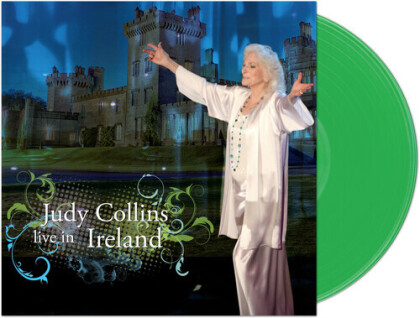 Judy Collins - Live In Ireland (Limited Edition, Green Vinyl, LP)
