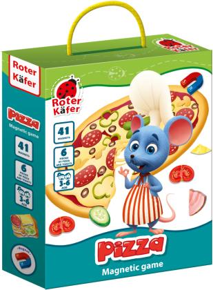 """Magnetspiel """"Pizza"""" RK2020-07"""
